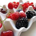 Полезните червени плодове