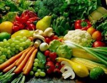 Зеленчуци и плодове срещу излишни килограми