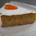 Швейцарска торта с моркови