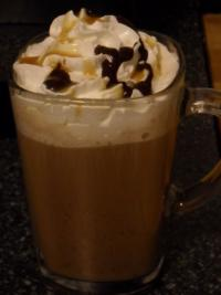 Карамел Мока кафе
