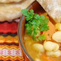 Фасул чорба - българска национална кухня