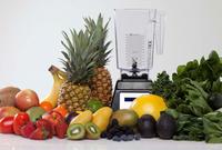 Продукти за здравословния зелен шейк