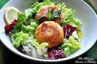 Картофени кнедли със сирене и спанак