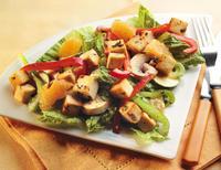 Салата - предястие с тофу