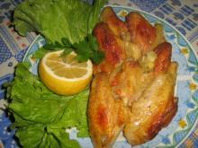 Ароматни пилешки крилца