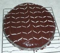 """Шоколадова торта """"Фантазия"""""""