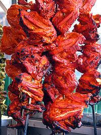 Пиле тандури - оригиналното индийско огнено ястие