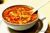 Люто-кисела супа - типично пикантно-люто ястие